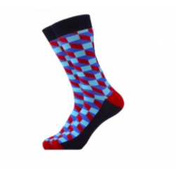 Happy little square socks - 4